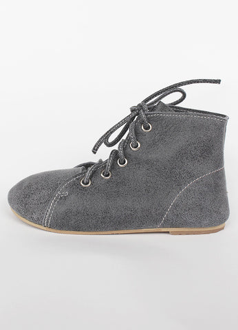 Sunday The Label W16 - Classic Boot in Concrete