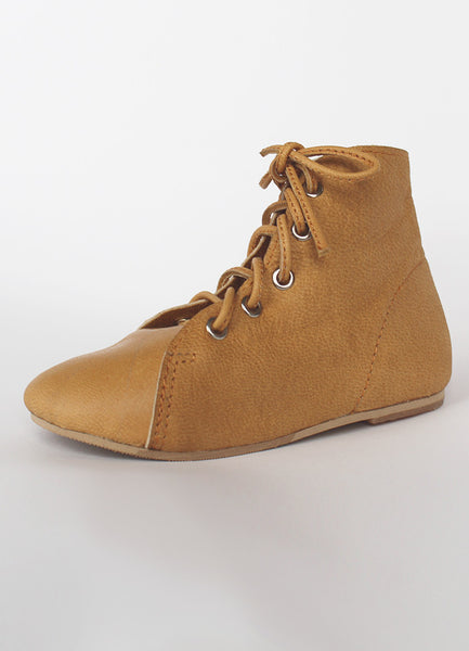 Sunday The Label W16 - Classic Boot in Classic Tan