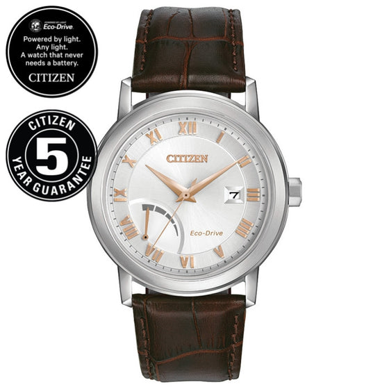 Citizen Eco-Drive Gents Power Reserve AW7020-00A