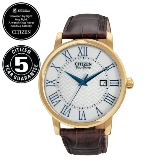 Citizen Eco-Drive Gents Watch BM6752-02A