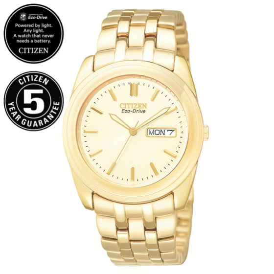 Citizen Eco-Drive Gents Watch BM8222-56P