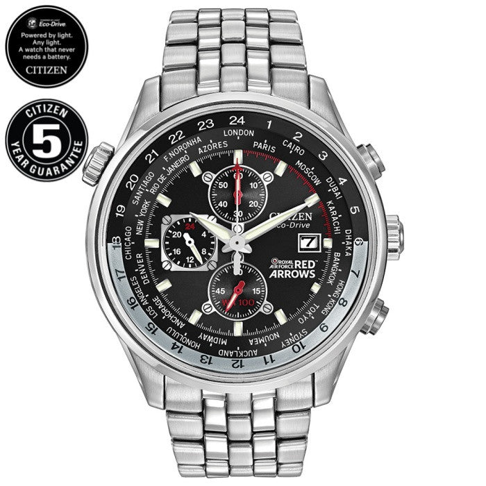 Citizen Eco-Drive Gents Red Arrows Chrono CA0080-54E
