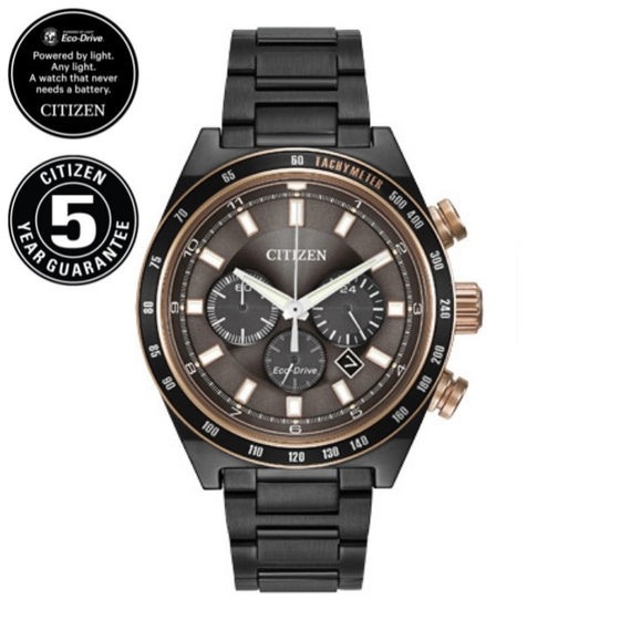 Citizen Eco-Drive Gents Sports Chronograph CA4207-53H