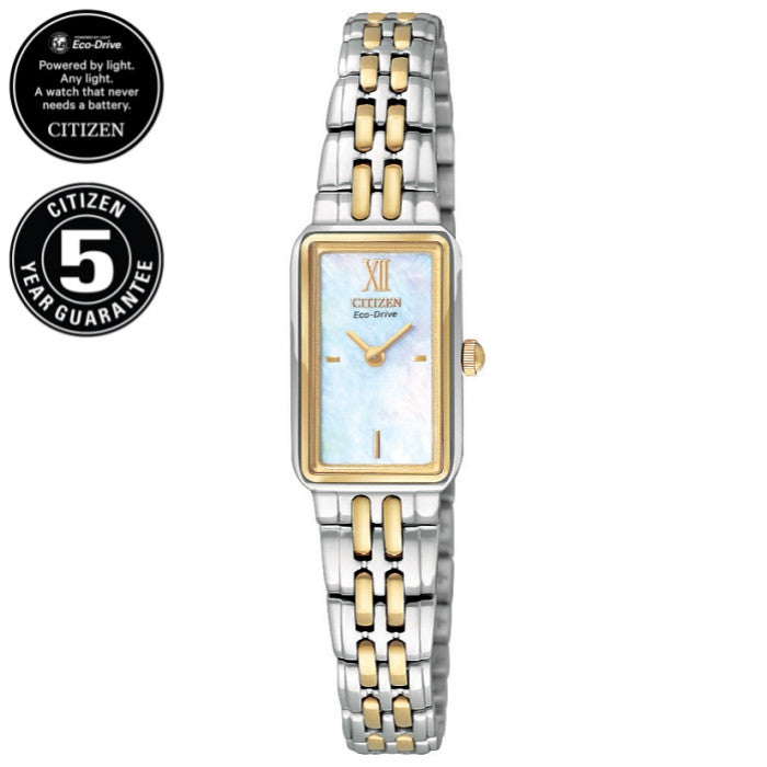 Citizen Eco-Drive Ladies Watch EG2824-55D