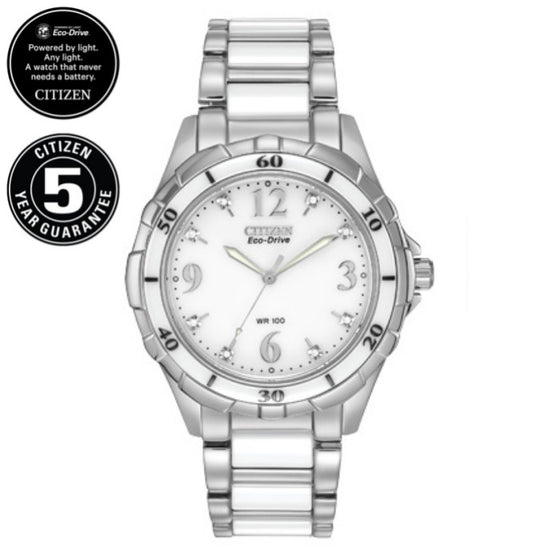 Citizen Eco-Drive Ladies Watch EM0030-59A