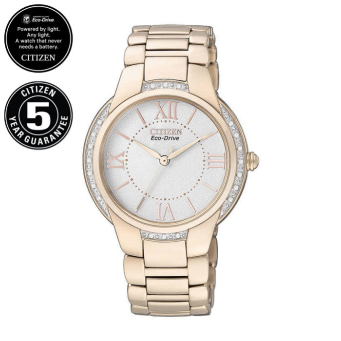 Citizen Eco-Drive Ladies Watch EM0093-59A