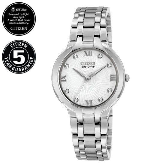 Citizen Eco-Drive Ladies Watch EM0130-54A