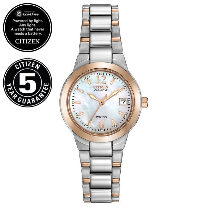 Citizen Eco-Drive Ladies Watch EW1676-52D
