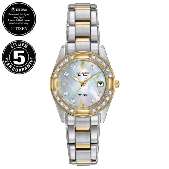 Citizen Eco-Drive Ladies Watch EW1824-57D