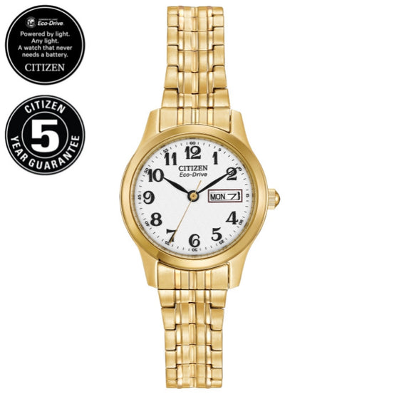 Citizen Eco-Drive Ladies Watch EW3152-95A