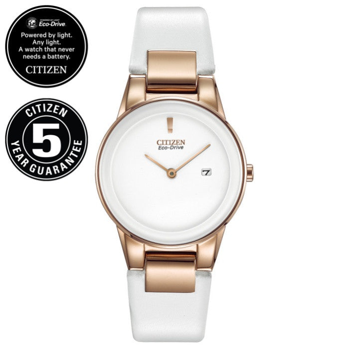 Citizen Eco-Drive Ladies Axiom GA1053-01A