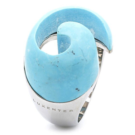 Luxenter 6018794 Turquoise Ring
