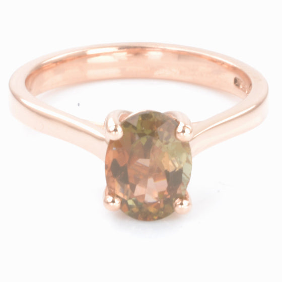 9ct Rose Gold Andalucite