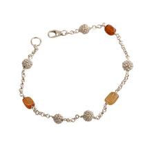 Load image into Gallery viewer, Acacia silver ladies bracelet