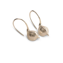 Load image into Gallery viewer, Grevillea Dainty Silver Earrings