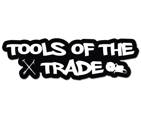 TOOLS OF THE TRADE TRUCK CO HELMET DECAL
