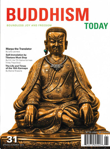 Buddhism today 31