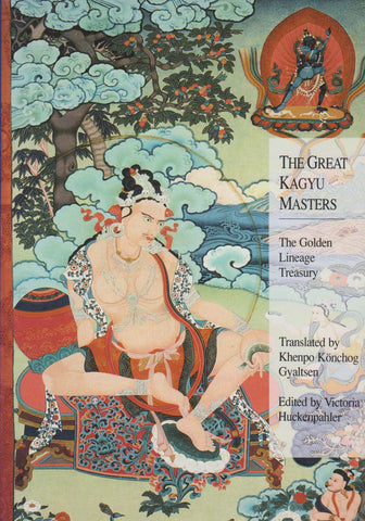 The Great Kagyu Master - The Golden Lineage Treasury