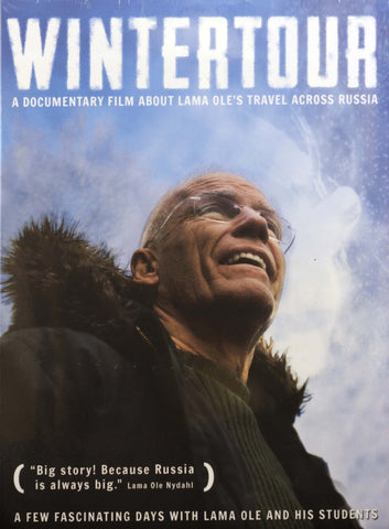 Wintertour - A documentary film about lama Ole's travel across Russia