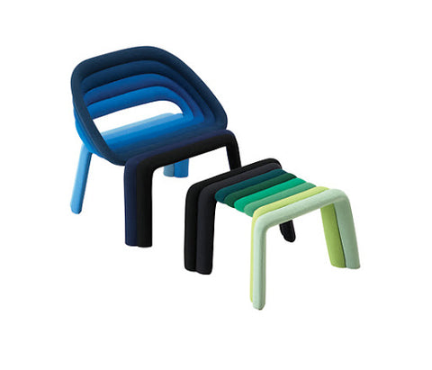 Nuance Seat by Luca Nichetto