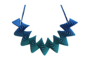 Statement Helix Necklace