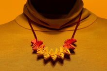 Load image into Gallery viewer, Midi Helix Pendant - Yellow Gradient