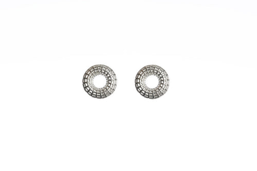 Silver Mini Sobrino Earrings