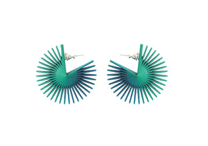 Midi Wheel Earrings