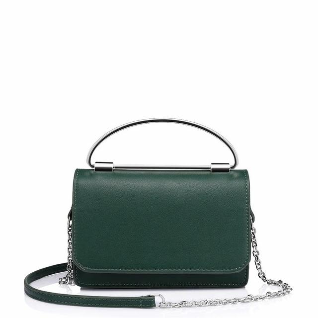 Classic Handle Crossbody Bag