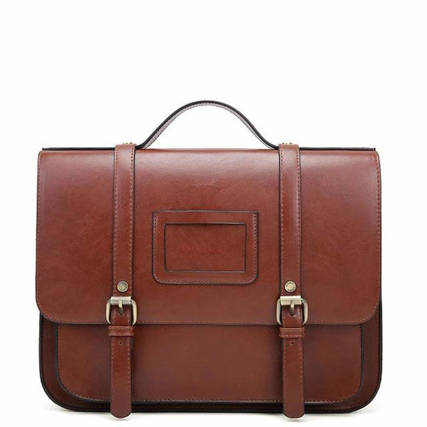 Classic Flap Boutique Messenger Bag - Coffee (Limited Edition)