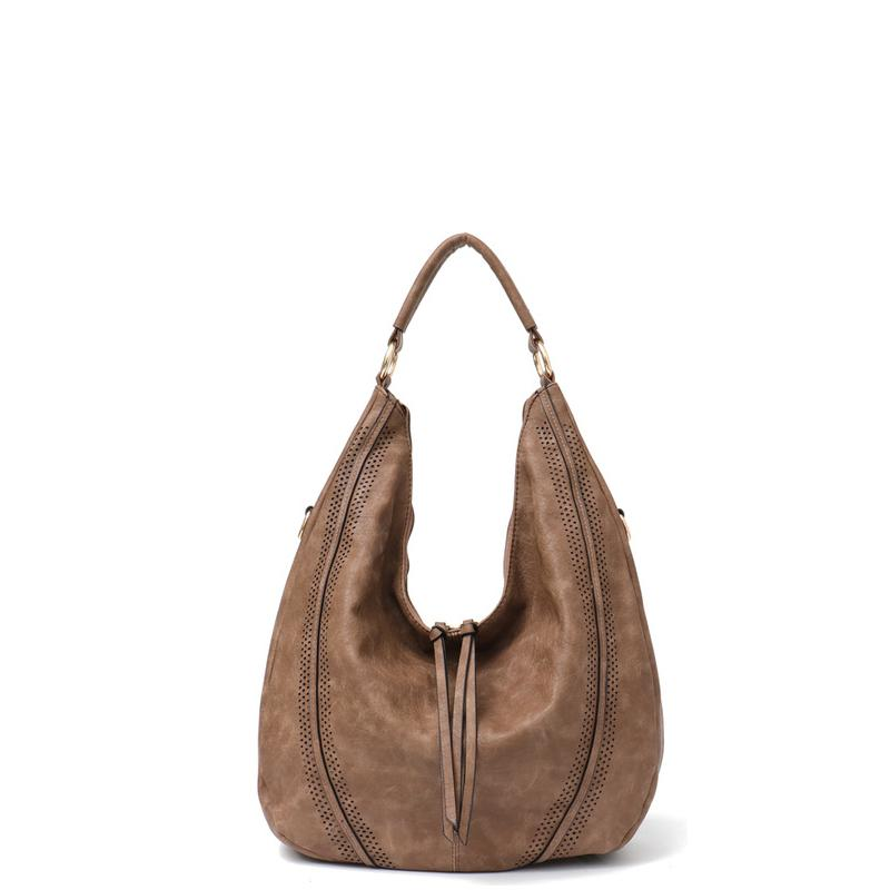 Soft Hollow Shoulder Bag