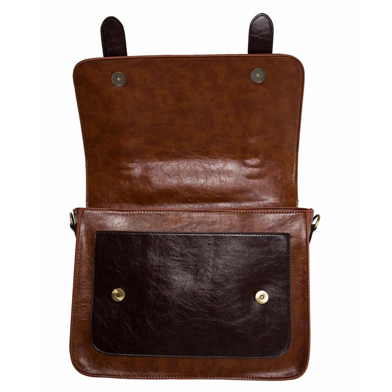 Small Bow Boutique Messenger Bag