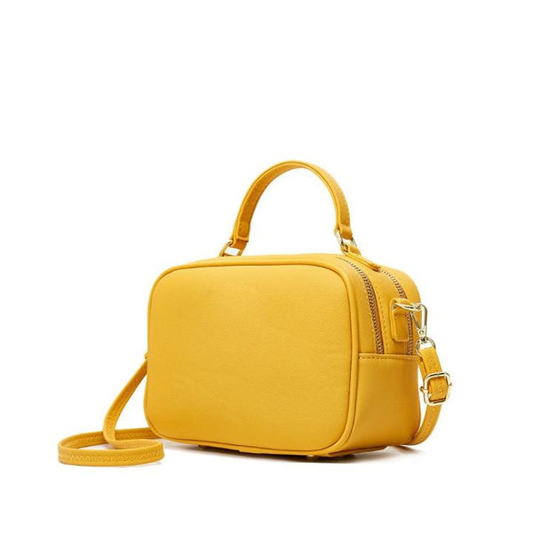 Classic Zipper Crossbody Bag