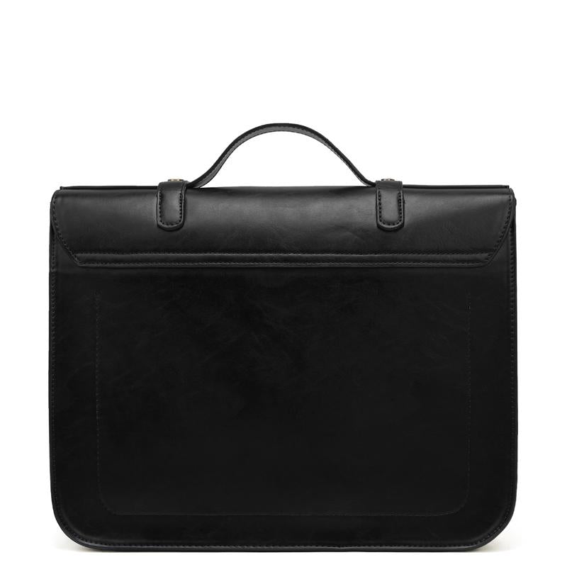 Classic Flap Boutique Messenger Bag - Black (Limited Edition)