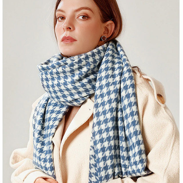 Premium Knitted Winter Scarf