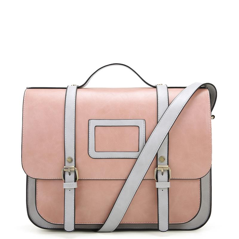 Classic Flap Boutique Messenger Bag - Pink (Limited Edition)