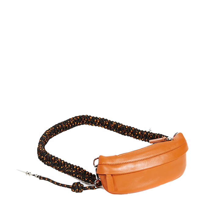 Woven Strap Fanny Pack