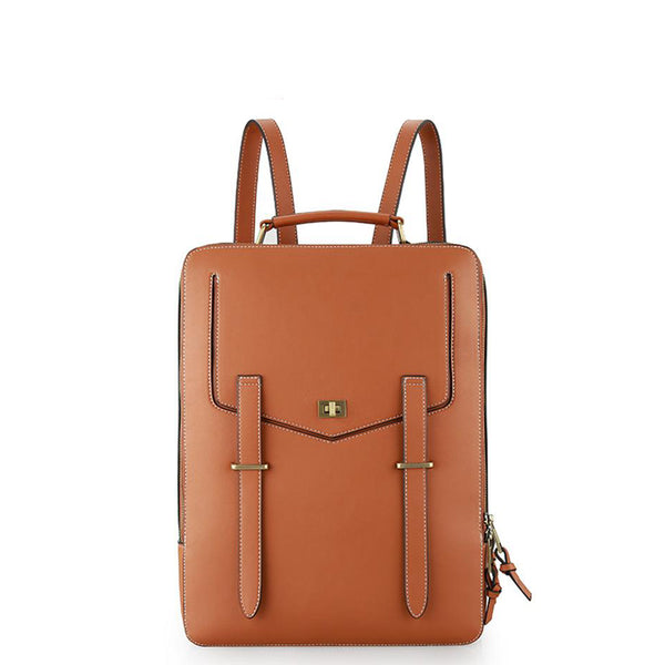 Double Zipper Boutique Backpack