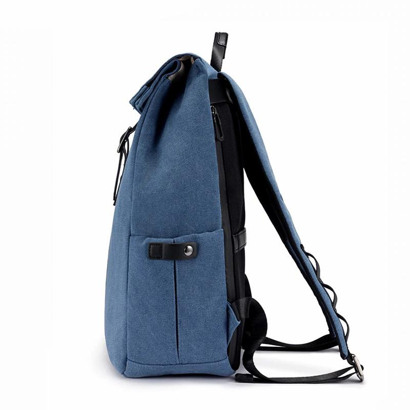 Flap With Belt Backpack