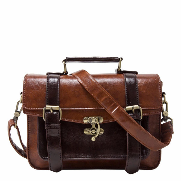 Twist Lock Boutique Messenger Bag