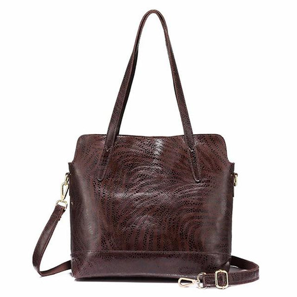 Cow Leather Shoulder Bag
