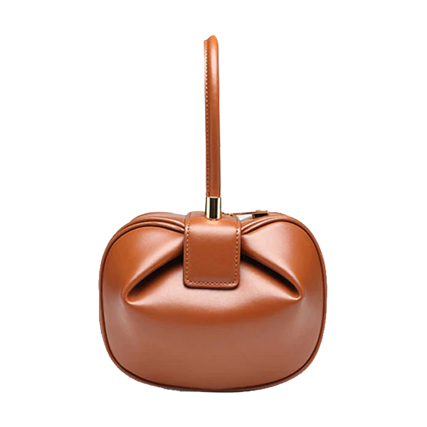 Leather Bell Tote