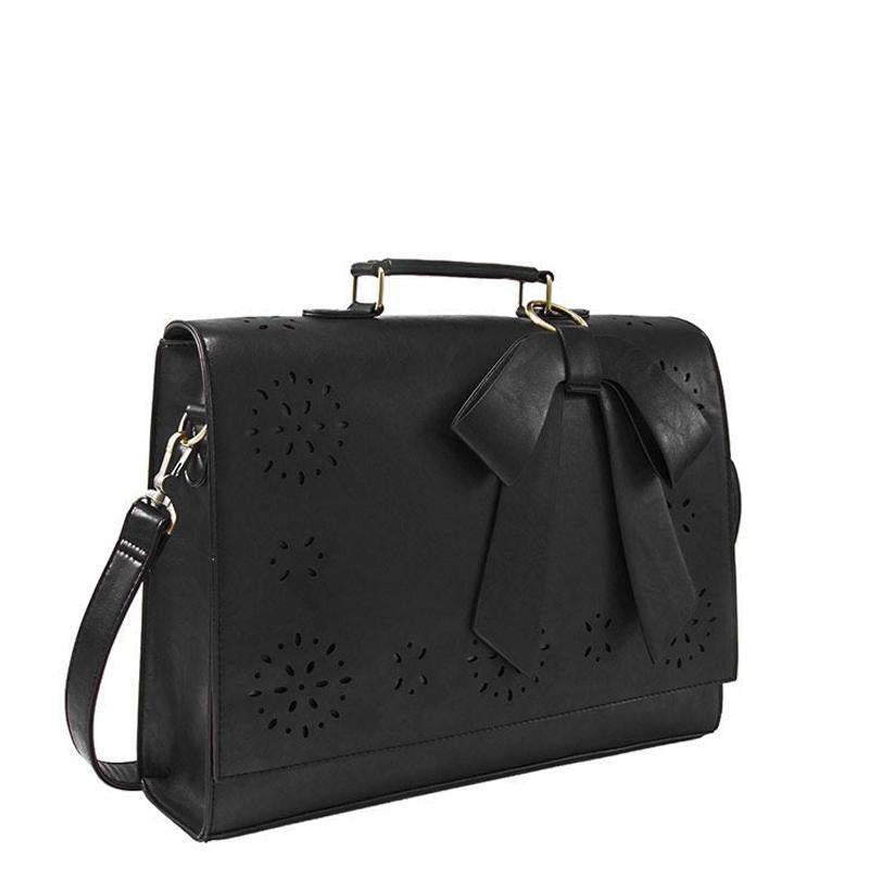 Mini Pocketful Of Sunshine Messenger - Black (Limited Edition)