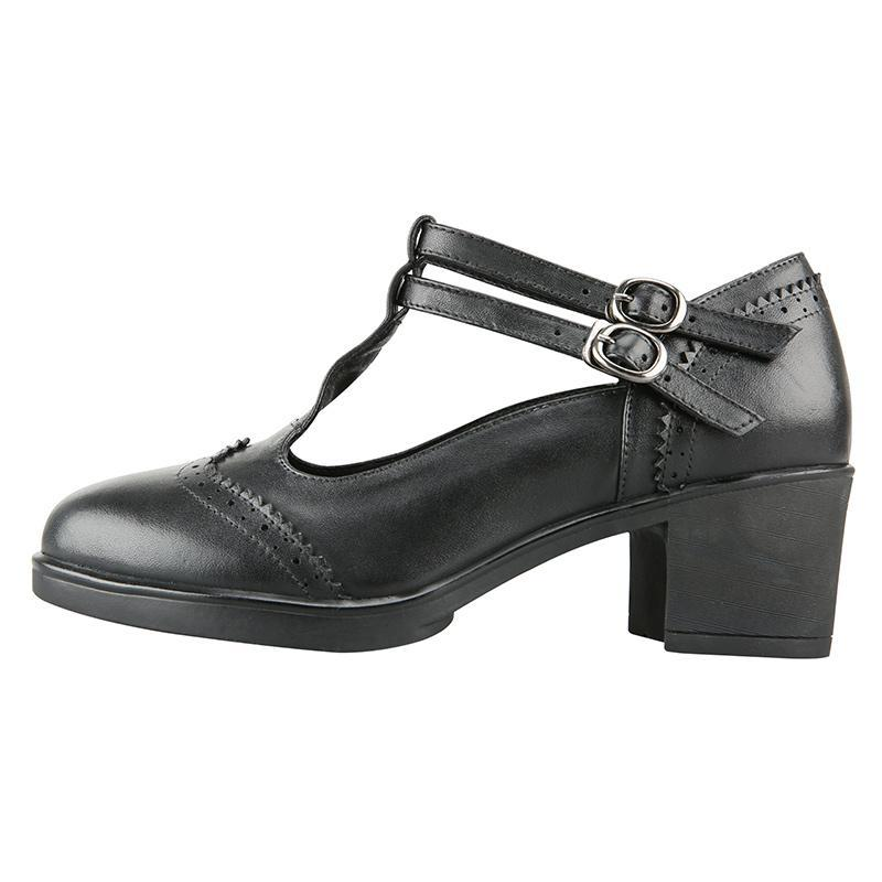 T-Strap Classic Shoes