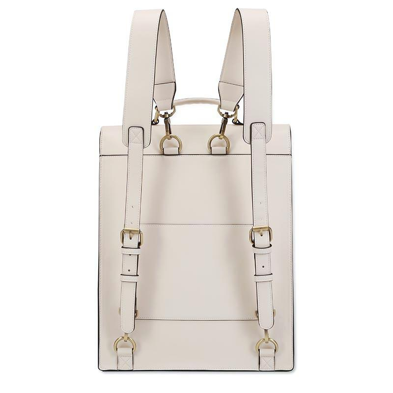 Minimal Flap Boutique Backpack