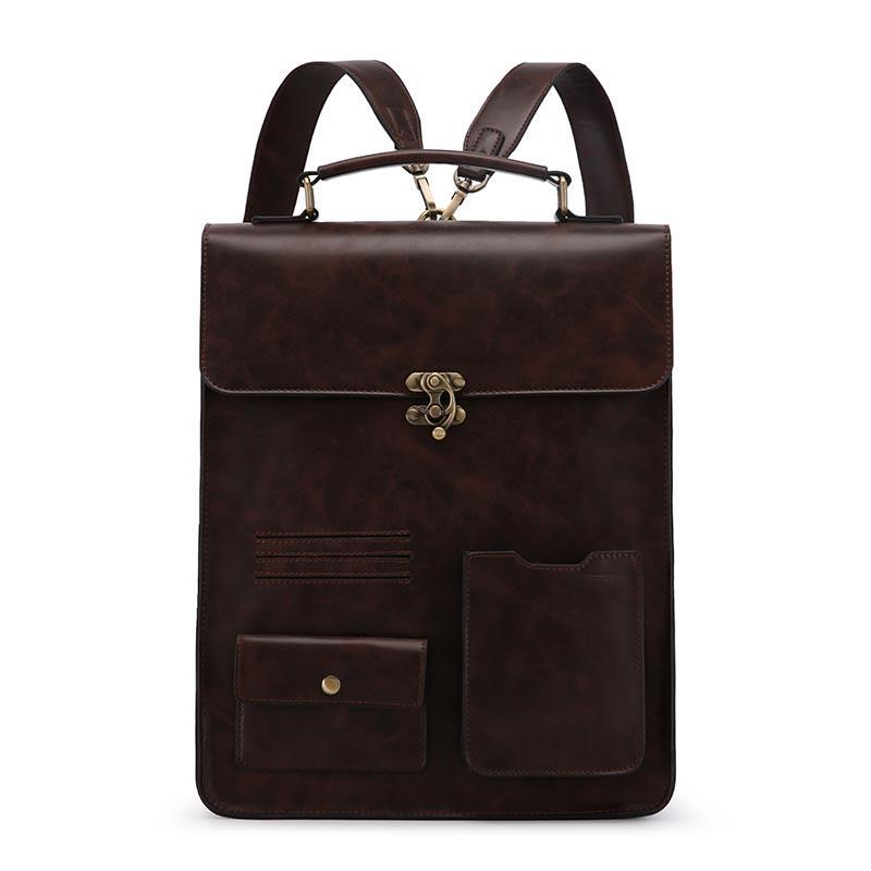 Vintage Lock Boutique Backpack