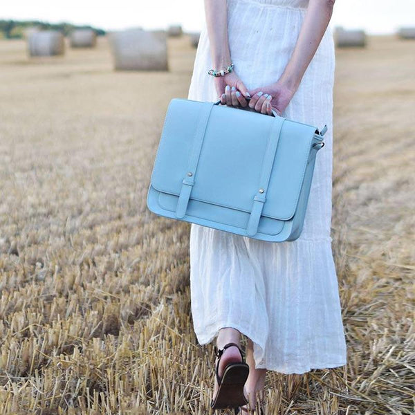 Soft Summer Boutique Messenger - Sky Blue (Limited Edition)
