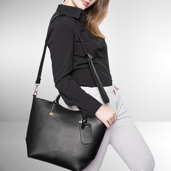 Bucket Finish Shoulder Bag