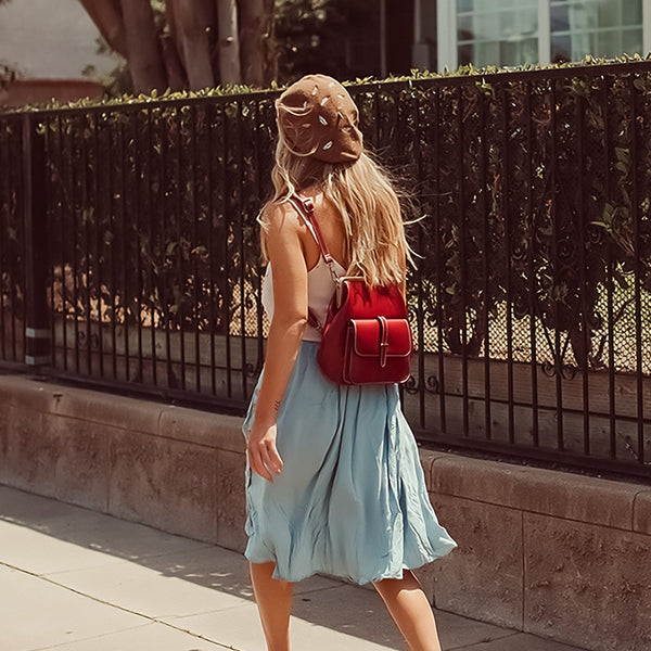 Vintage Chic Backpack