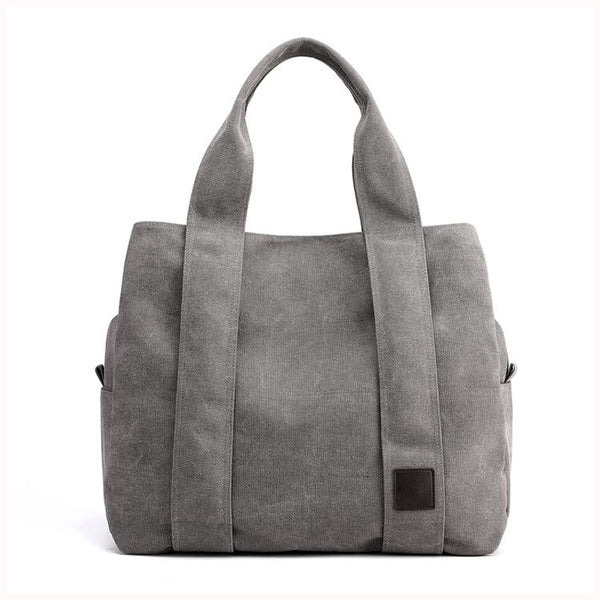 Canvas Multi-Pocket Bolsa
